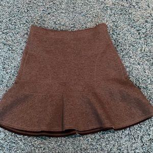 J.Crew neoprene skirt